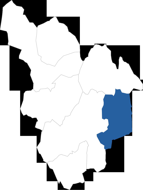 和良町の位置
