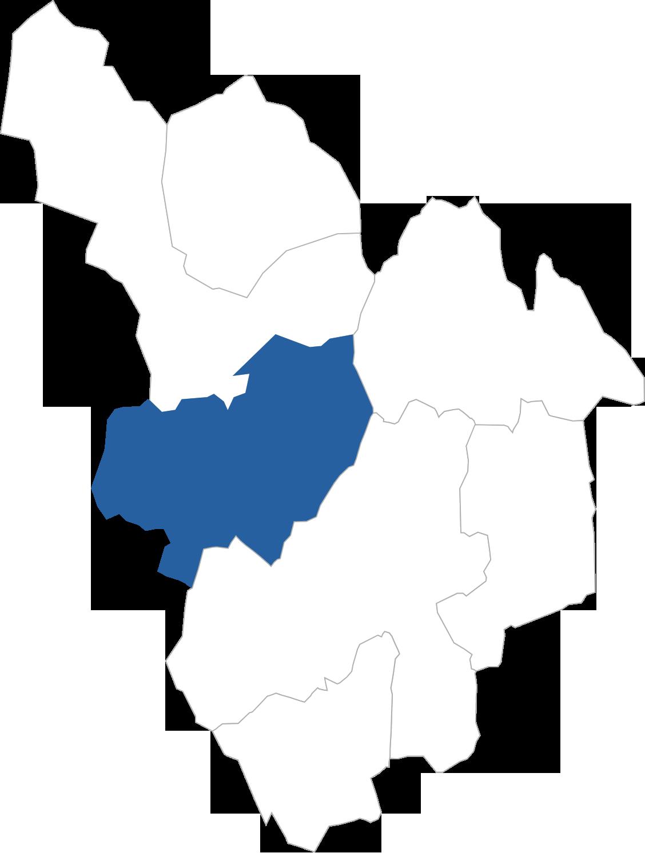 大和町の位置