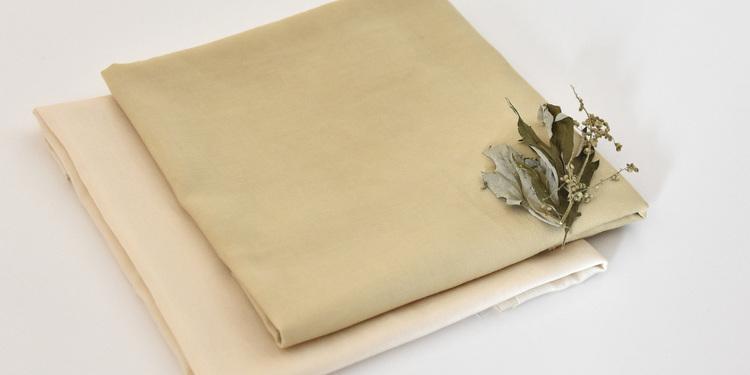 [石徹白洋品店] おうちで、初めての草木染めのアイキャッチ画像